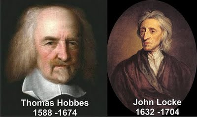 Hobbes Locke
